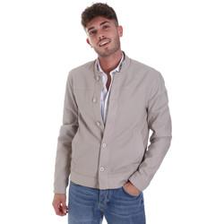 textil Herr Vindjackor Gaudi 011BU38005 Grå