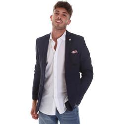 textil Herr Jackor & Kavajer Sseinse GAE606SS Blå