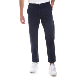 textil Herr Chinos / Carrot jeans Gaudi 821BU25007 Blå