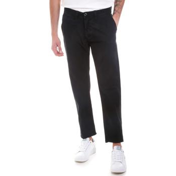 textil Herr Chinos / Carrot jeans Gaudi 821BU25007 Svart