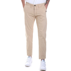 textil Herr Chinos / Carrot jeans Gaudi 821BU25007 Beige