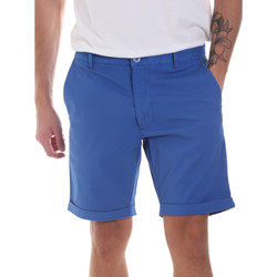 textil Herr Shorts / Bermudas Gaudi 811FU25023 Blå