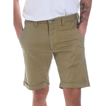 textil Herr Shorts / Bermudas Gaudi 811FU25018 Grön