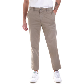 textil Herr Chinos / Carrot jeans Navigare NV55177 Beige