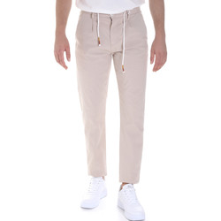 textil Herr Chinos / Carrot jeans Sseinse PSE612SS Beige