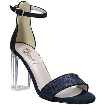 Skor Dam Sandaler Grace Shoes 018TR003 Blå
