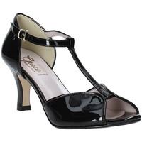 Skor Dam Sandaler Grace Shoes 928010 Svart