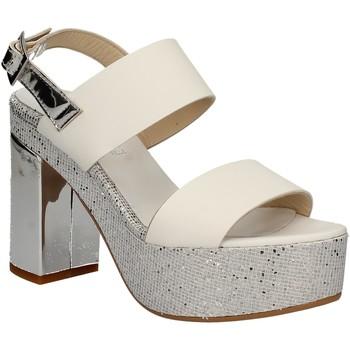 Skor Dam Sandaler Grace Shoes OTRANTO 91 F9 Vit