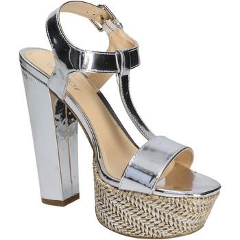 Skor Dam Sandaler Byblos Blu 672135 Silver