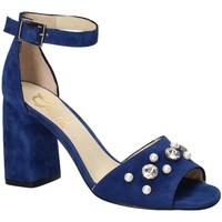 Skor Dam Sandaler Grace Shoes 536 Blå