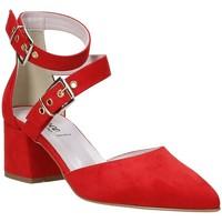 Skor Dam Pumps Grace Shoes 774004 Röd