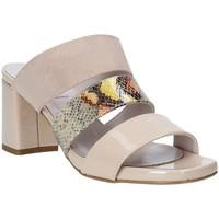 Skor Dam Tofflor Grace Shoes 116003 Beige