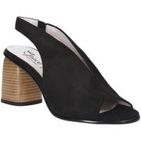 Skor Dam Sandaler Grace Shoes 492S001 Svart
