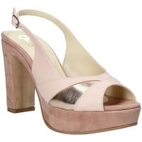 Skor Dam Sandaler Grace Shoes JN 093 Rosa
