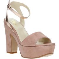 Skor Dam Sandaler Grace Shoes TQ 106 Rosa