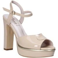 Skor Dam Sandaler Grace Shoes 5753003 Beige