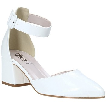 Skor Dam Sandaler Grace Shoes 774005 Vit