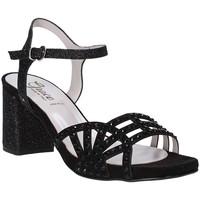 Skor Dam Sandaler Grace Shoes 116V004 Svart
