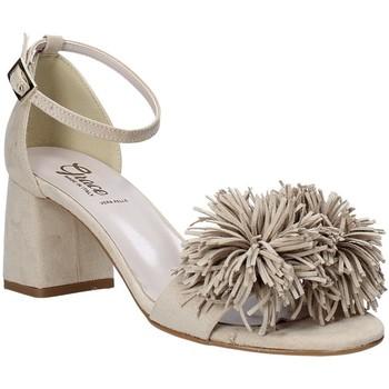 Skor Dam Sandaler Grace Shoes 380020 Beige