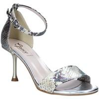 Skor Dam Sandaler Grace Shoes 492G001 Grå