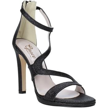 Skor Dam Sandaler Grace Shoes 2383007 Svart