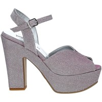 Skor Dam Sandaler Grace Shoes FLY Rosa