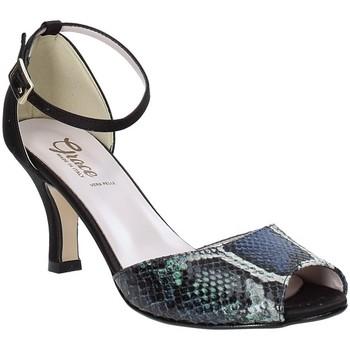 Skor Dam Sandaler Grace Shoes 928008 Svart