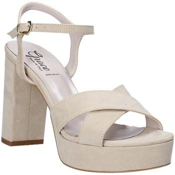 Skor Dam Sandaler Grace Shoes 492PL003 Beige