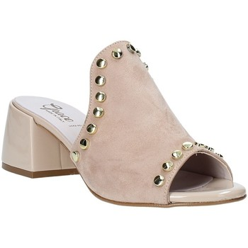 Skor Dam Tofflor Grace Shoes 1576006 Beige