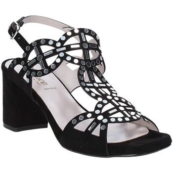 Skor Dam Sandaler Grace Shoes 116002 Svart