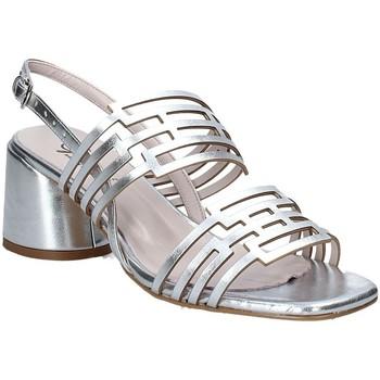 Skor Dam Sandaler Grace Shoes 123001 Silver