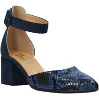 Skor Dam Sandaler Grace Shoes 774005 Blå