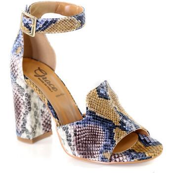 Skor Dam Sandaler Grace Shoes 018N026 Brun