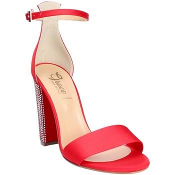 Skor Dam Sandaler Grace Shoes 1569 Röd