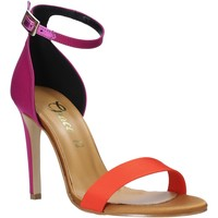 Skor Dam Sandaler Grace Shoes 018Y037 Orange