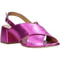Skor Dam Sandaler Grace Shoes 1576009 Rosa