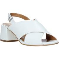 Skor Dam Sandaler Grace Shoes 1576009 Vit