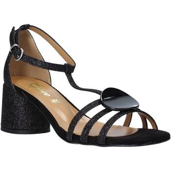 Skor Dam Sandaler Grace Shoes 123011 Svart