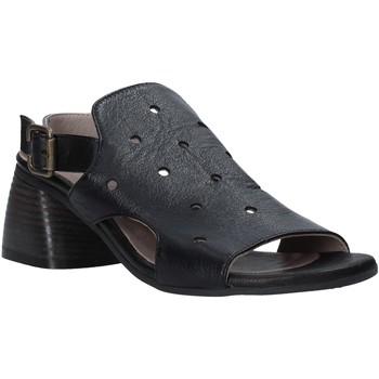 Skor Dam Sandaler Bueno Shoes 9L3902 Svart