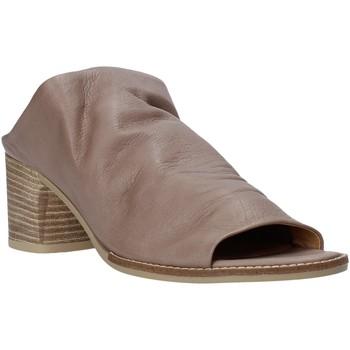 Skor Dam Tofflor Bueno Shoes N6103 Grå