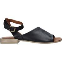 Skor Dam Sandaler Bueno Shoes Q5602 Svart
