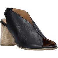 Skor Dam Sandaler Bueno Shoes Q6503 Svart