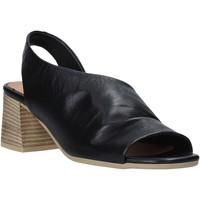 Skor Dam Sandaler Bueno Shoes N1300 Svart