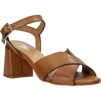 Skor Dam Sandaler Grace Shoes 380045 Brun