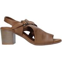 Skor Dam Pumps Bueno Shoes 9L102 Brun