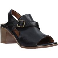 Skor Dam Sandaler Bueno Shoes 9L102 Svart