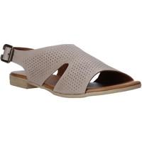 Skor Dam Sandaler Bueno Shoes 9L2702 Grå