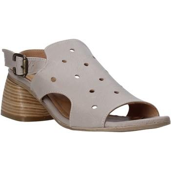 Skor Dam Sandaler Bueno Shoes 9L3902 Grå