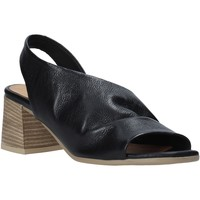 Skor Dam Sandaler Bueno Shoes 9N1300 Svart