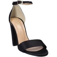 Skor Dam Sandaler Grace Shoes 1392 Svart